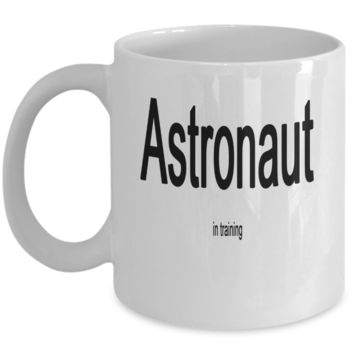 Astronaut in training Mug