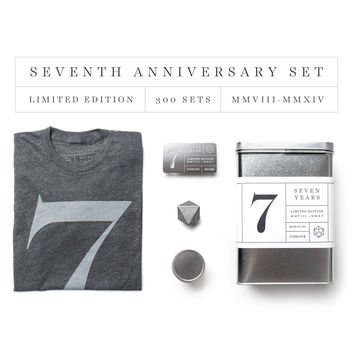 7TH ANNIVERSARY SET (LIMITED EDITION)