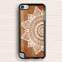wood grain flower ipod touch 5 case,popular ipod 4 case,personalized ipod 5 case,fashion ipod touch 5 case,most beautiful ipod touch 5 cover,women's present ipod touch 4,personalized gift ipod touch 4,girl's gift,birthday present case