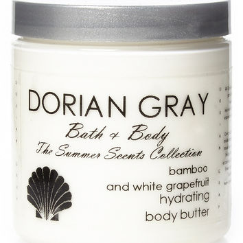 Bamboo and White Grapefruit Hydrating Body Butter-Summer Scents Collection