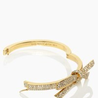 FINISHING TOUCH pave bangle - kate spade new york