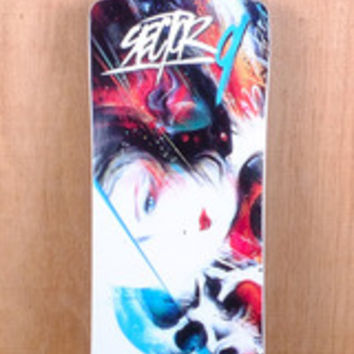 "Sector 9 40"" Kiss Of Death Longboard Complete"