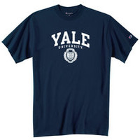 The Yale Bookstore - Champion Tee Shirt