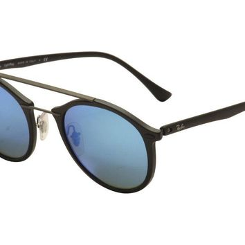 Ray Ban RB4266 RB/4266 601-S/55 RayBan Matte Black Sunglasses 49mm