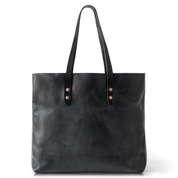 Vintage Tote Bag - Antique Black
