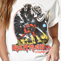 Iron Maiden Killers Graphic T-Shirt at PacSun.com