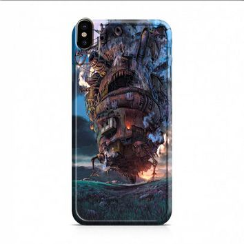 Howl's Moving Castle Case iPhone 8 | iPhone 8 Plus case