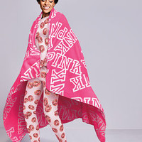 Cozy Blanket - PINK - Victoria's Secret