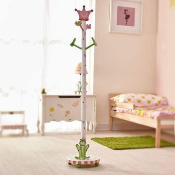 Fantasy Fields - Princess & Frog Coat Tree