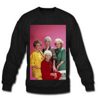 Golden Girls Unisex Crewneck Sweatshirt by TheScarletFoxx on Etsy