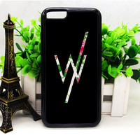 Sleeping With Sirens Flower Logo iPhone 6   6 Plus   6S   6S Plus Cases haricase.com