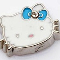 Hello Kitty with blue bow