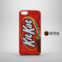 KIT KAT BAR Design Custom Case by ditto! for iPhone 6 6 Plus iPhone 5 5s 5c iPhone 4 4s Samsung Galaxy s3 s4 & s5 and Note 2 3 4