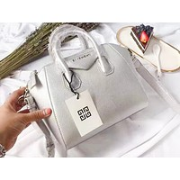 Givenchy hot selling casual lady patchwork color shopping bag fashion shoulder bag #4