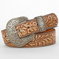 Daytrip Embossed Belt - Women's Accessories | Buckle