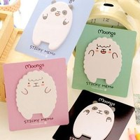 Mini Animal Sticky Notes