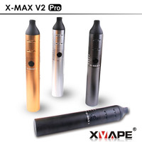 Xvape Xmax V2 Pro 3in1 Vaporizer (Wax, Dry Herb, Thick Oil) With BONUS