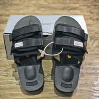 Suicoke Vibram Moto-vs Nylon Slipper Style #6 Sandals - Best Online Sale