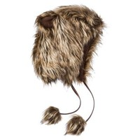 Mossimo Supply Co. Tan/Natural Wolf Trapper