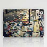 Jumbled Thoughts iPad Case by Around the Island (Robin Epstein)