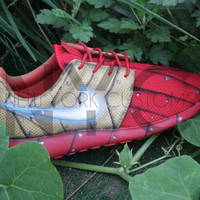 Iron Man Nike Roshe Run One Custom Avengers