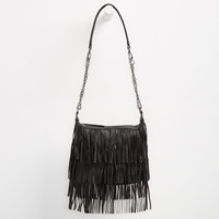 MADDEN GIRL Fringe Crossbody Bag | Handbags