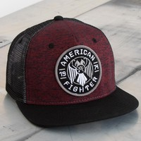 American Fighter Heritage Trucker Hat