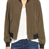 Mural 'Smooth' Bomber Jacket | Nordstrom