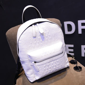 On Sale Back To School Casual Hot Deal Stylish Comfort College Korean Star Backpack [6582214919]