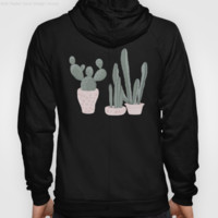 Soft Pastel Cacti Design by oursunnycdays
