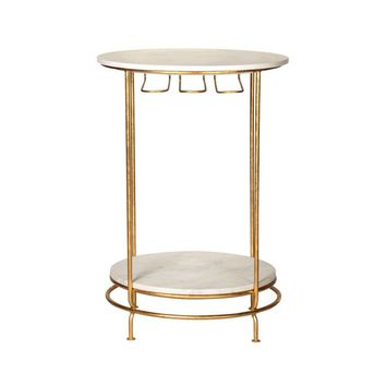 Luxe Bar Table - New - Oliver Bonas