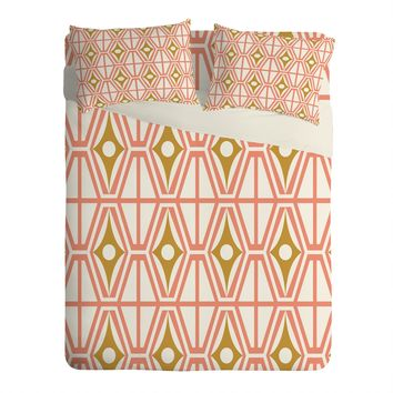 Heather Dutton Metro Fusion Sheet Set Lightweight