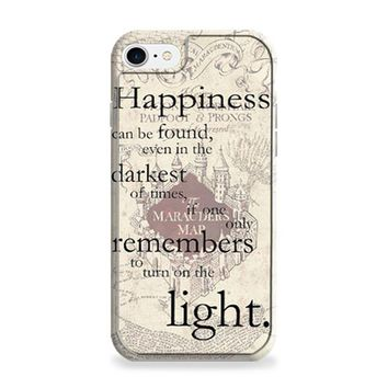 happiness quote harry potter iPhone 6 | iPhone 6S Case