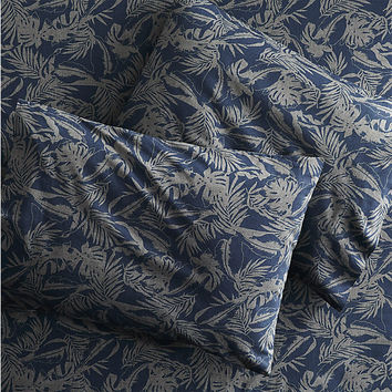The Hill-Side tropical leaves sheet sets