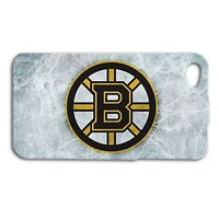 Boston Bruins Ice Hockey Cute Cool Phone Case iPhone iPod Cover Cute Sport Logo