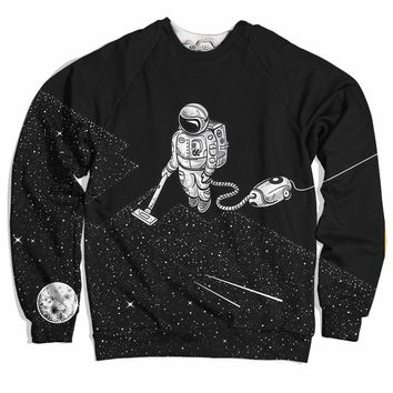 Space Cleaner Sweater