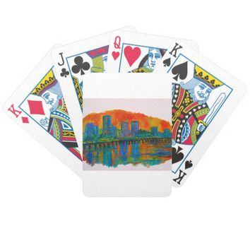 Richmond Gold Bicycle Playing Cards