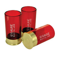 12 Gauge Shot Glasses