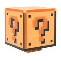 Super Mario Bros. Question Block Light