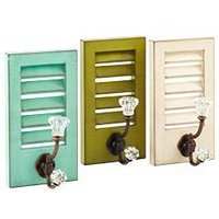 Pier 1 Imports - Product Details - Shutter Wall Hooks