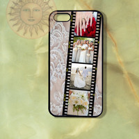 Custom Wedding Picture Design-iPhone 5, 5c, 5s, 4s 4, Samsung GS3, GS4 case, ipod touch 5-Silicone Rubber or Hard Plastic Case, Phone cove