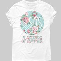 5 SOS Graphic Tee