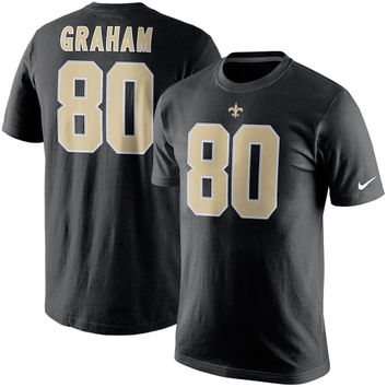 New Orleans Saints Nike Player Pride Name & Number T-Shirt – Black