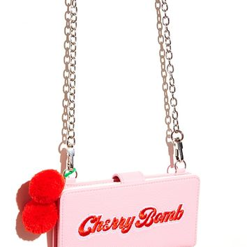 Cherry Bomb iPhone Case