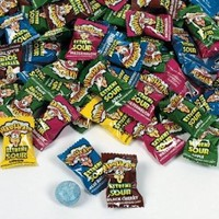 Warheads Extreme Sour Candies, 1lb Bulk Bag