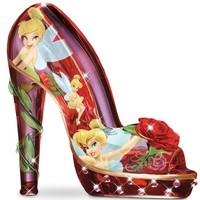 Disney Fairies Shoe Figurine: Solely Devoted To You by The Hamilton Collection