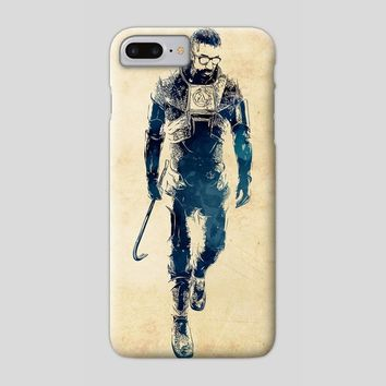 Gordon Freeman, a phone case by Dusan Naumovski