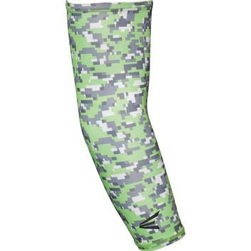 LMFYF3 Easton Compression Arm Sleeve - Lime Camo
