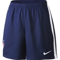 Nike Women's USA Soccer Navy Stadium Shorts | DICK'S Sporting Goods