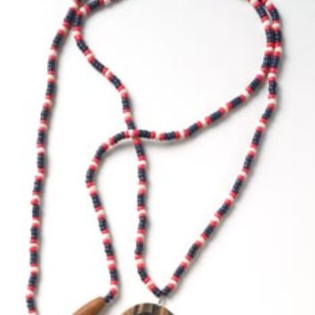 Broadway Merchandise Shop: Broadway Souvenirs and Apparel > Souvenirs > Hair Peace Beaded Necklace